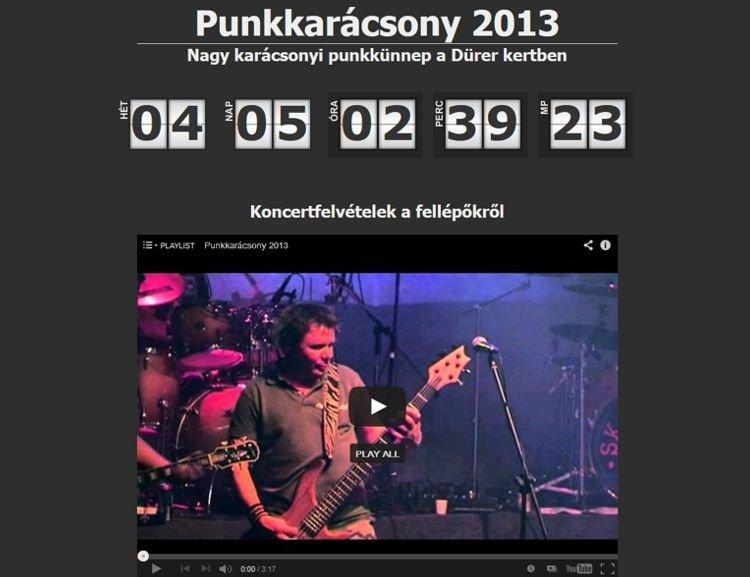 punkkaracsony.com