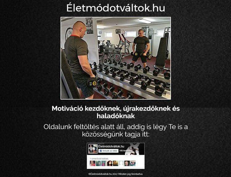 eletmodotvaltok.hu