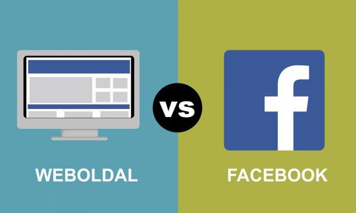 Fenn vagyunk Facebookon. Minek nekünk weboldal? Nagy hibát követ el, aki úgy gondolja megéri megspórolni a weboldal készítés árát, csak azért mert már van egy Facebook oldaluk. Az ilyen gondolkodással a cégnek ártunk...