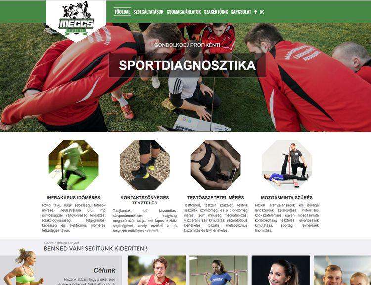 Egy szegedi szakmai vezető és erőnléti edző sportdiagnosztikai szolgáltatásainak weboldala képekkel, leírásokkal, bemutatkozással. A honlapon bővebb felvilágosítást is kaphatunk az infrakapus időmérésről, kontaktszőnyeges tesztelésről, a testösszetétel mérésről és a mozgásminta szűrésről is.